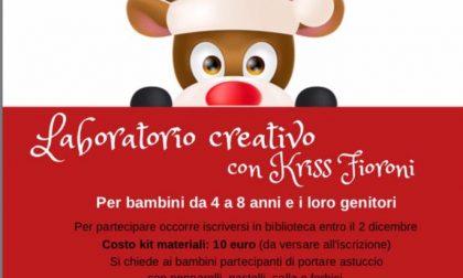 Laboratorio creativo per i bambini