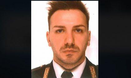 I poliziotti ricordano l'agente Pischedda morto mentre inseguiva un ladro