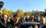 L'arrivo del segretario dem Renzi VIDEO