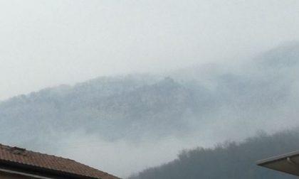 Spruzzata di neve sui monti lecchesi. E il meteo non migliora