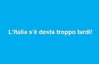 Italia fuori dai mondiali la delusione nel Lecchese I COMMENTI SU FB