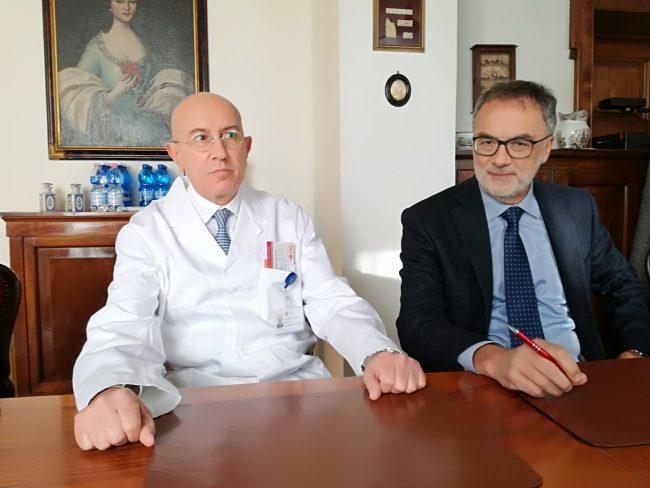 Stefano Crespi nuovo primario di Medicina del Mandic VIDEO