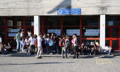 Gli studenti del Viganò contro la droga a scuola