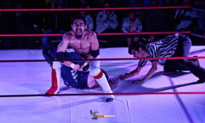 Gli eroi del Wrestling tornano a Lecco FOTO