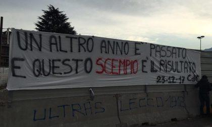Un anno amaro per i residenti di Chiuso scesi di nuovo in strada a protestare per la Lecco-Bergamo FOTO