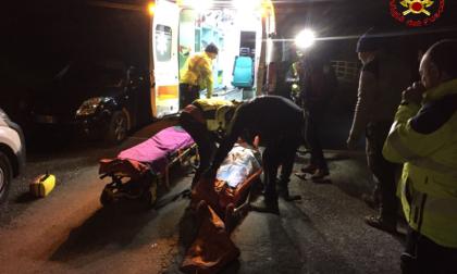 Emergenze nel lecchese soccorsi a Valmadrera e Lierna