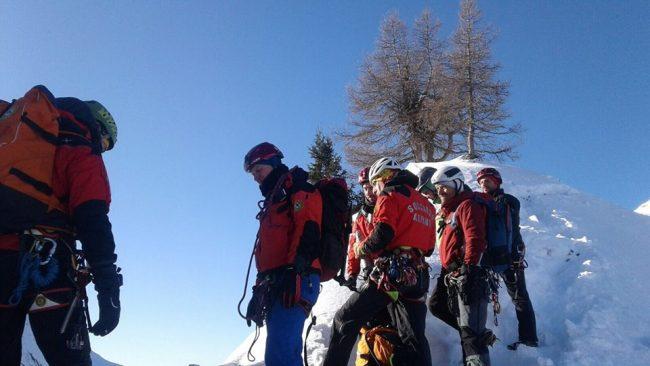 Precipita durante scalata, infortunio mortale a Barzio