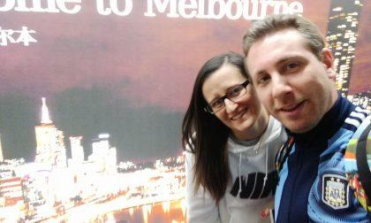 Attentato di Melbourne lecchesi in viaggio di nozze stanno bene