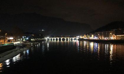 Ecco le nuove luci sul Ponte Vecchio