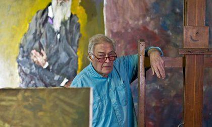 Addio al celebre pittore bellanese Giancarlo Vitali