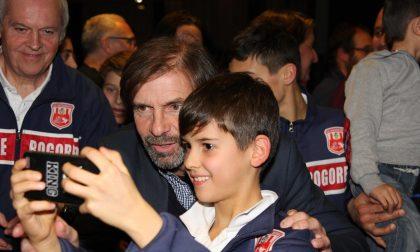 Usd CasateseRogoredo e Milan inseme per crescere FOTO