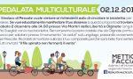 Domani tutti in sella per la pedalata multiculturale