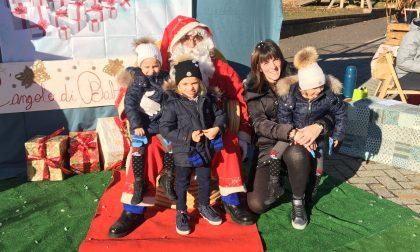 Mercatini Natale in piazza a Barzanò