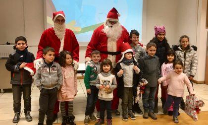 Babbo Natale alla Colombina di Casatenovo
