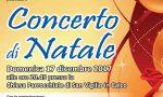 Concerto Natale per la parrocchia di Calco