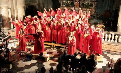 In tanti al concerto dell'Happy Chorus Delebio