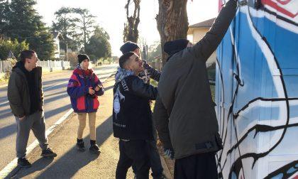 Street art a Verderio – FOTO