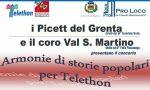 Coro Ana Val San Martino per Telethon