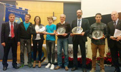 Premi Panathlon Lecco, tutti i riconoscimenti. FOTO