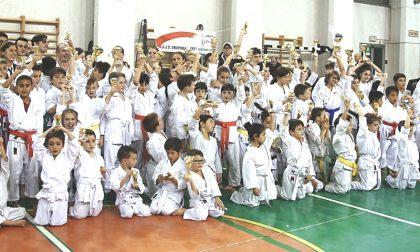 Shotokan Ryu, partecipazione straordinaria al Trofeo dell'Amicizia. FOTO