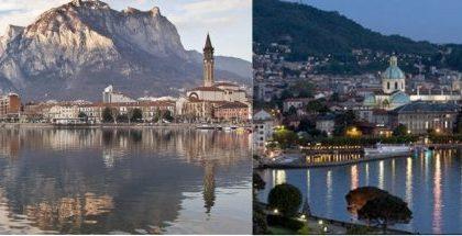 Lecco e Como per una volta unite per rilanciare il turismo sul lago