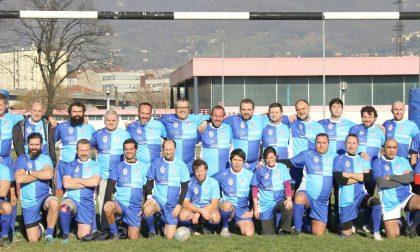 Santa Lucia Rugby Old, Lecco festeggia il Natale con un torneo