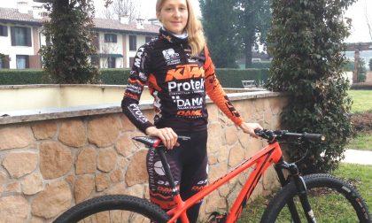 Serena Calvetti campionessa italiana per il Protek Dama