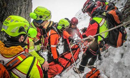 Precipita sul Resegone, grave un alpinista bergamasco