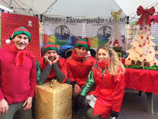 Con Renzo e Lucio ecco la Trombolata natalizia