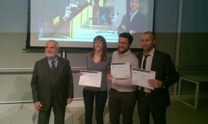 Premiate le Migliori tesi in Ingegneria Edile-Architettura FOTO