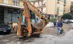 Via Pascoli, finalmente si riasfalta VIDEO