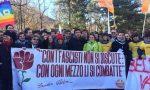 Antifascismo, i lecchesi in manifestazione a Como FOTO e VIDEO