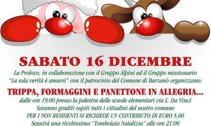 Festa Natale a Barzanò due giorni con la Pro Loco