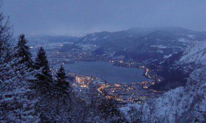 Meteo, neve in aumento in serata