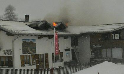 Il Centro Fondo riapre dopo l'incendio