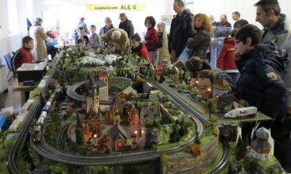 Trenini in mostra torna a Lomagna