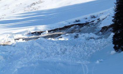 Tanta neve in quota, «rischio valanghe salito a forte»