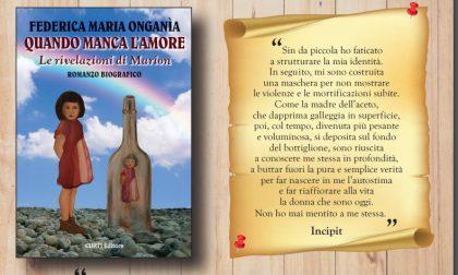 Amore e resilienza nel romanzo di Federica Maria Ongania