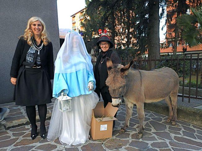 Santa Lucia a spasso per Carvico