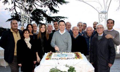 Festa in casa della Sev premiati i tesserati da 50 anni