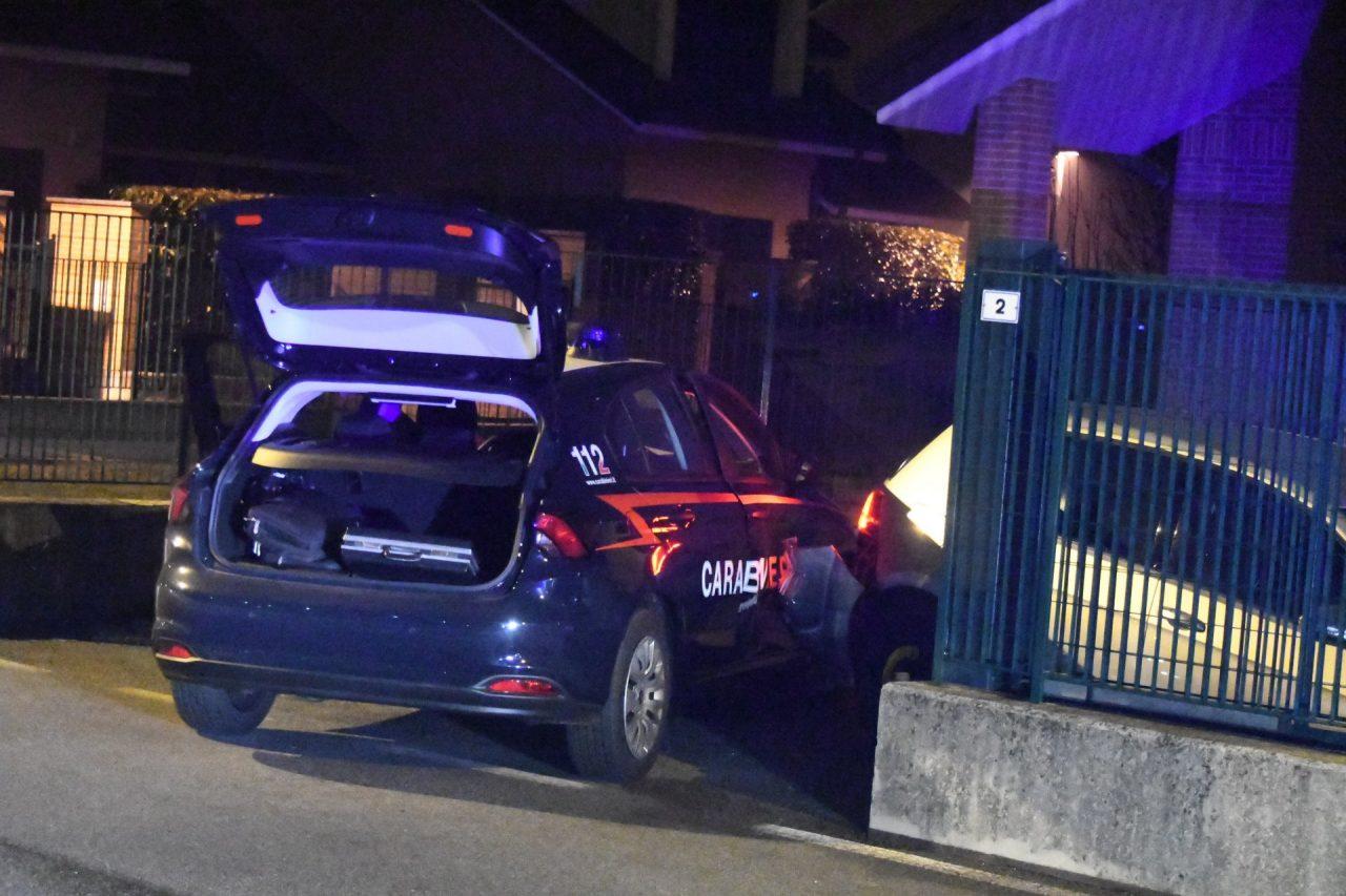 Carabiniere spara a ladro in fuga in Brianza: gravissimo