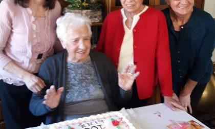 Addio nonna Lina, aveva 101 anni