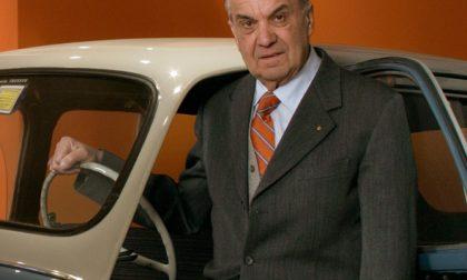 Giuseppe Sacchi oggi pomeriggio il funerale