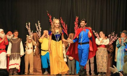 Il musical Biancaneve e i sette nani in replica per l'ultima volta a Novate