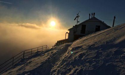 Neve e rischio valanghe il Rifugio Brioschi chiuso