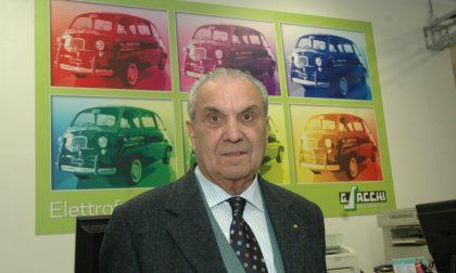 Giuseppe Sacchi la storia di un grande imprenditore