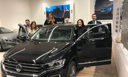 Autocogliati presenta T-Roc, il nuovo suv compatto di Volkswagen