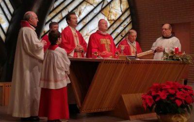 Cardinal Ravasi celebra la Messa di Capodanno a Sartirana VIDEO