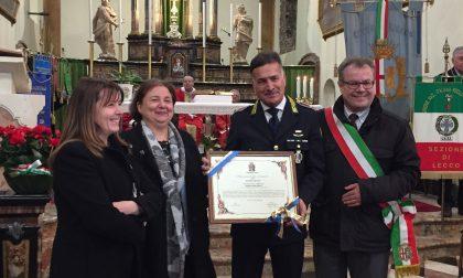 Encomio solenne al comandante Franco Morizio FOTO