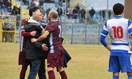Il Lecco sconfitto dall'arbitro e dalla Pro Patria